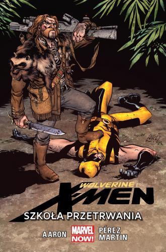 Wolverine and the X-Men. Szkoła - okładka książki