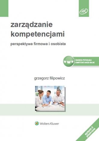 Zarządzanie kompetencjami. Perspektywa - okładka książki