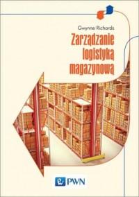 Zarządzanie logistyką magazynową - okładka książki