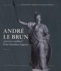 Andre Le Brun. Tom 2 - okładka książki