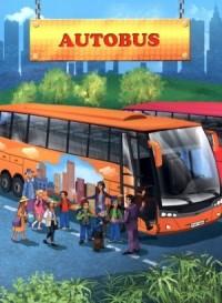 Autobus - okładka książki