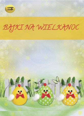 Bajki na Wielkanoc - pudełko audiobooku