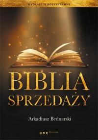 Biblia sprzedaży - okładka książki