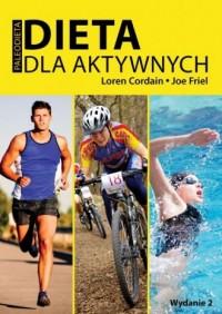 Dieta dla aktywnych - okładka książki