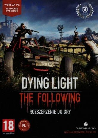 Dying Light. The Following (rozszerzenie) - pudełko programu
