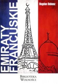 Emiraty francuskie - okładka książki