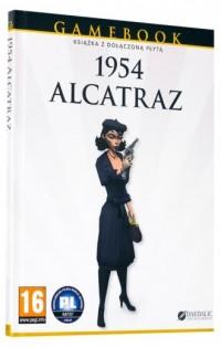 Gamebook 1954 Alcatraz - Wydawnictwo - pudełko programu