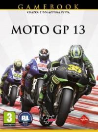 Gamebook MotoGP 13 - Wydawnictwo - pudełko programu