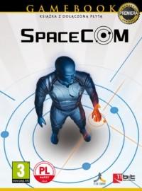 Gamebook SpaceCom - Wydawnictwo - pudełko programu