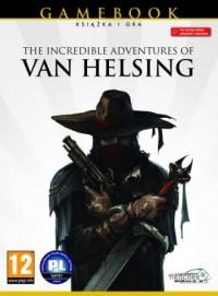Gamebook. Van Helsing - Wydawnictwo - pudełko programu
