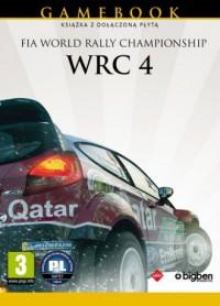 Gamebook WRC 4 - Wydawnictwo - pudełko programu