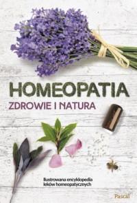 Homeopatia - okładka książki