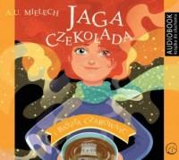 Jaga Czekolada i baszta czarownic - pudełko audiobooku