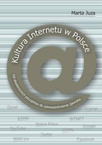 Kultura Internetu w Polsce. Od - okładka książki
