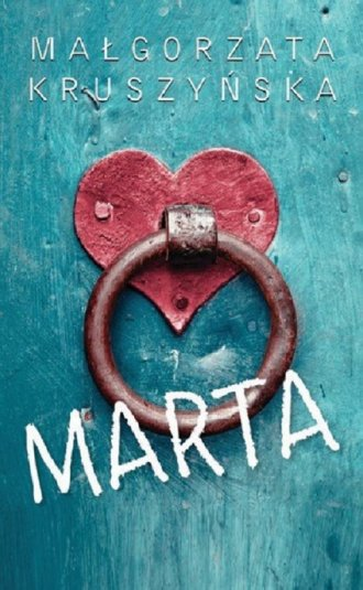 Marta - okładka książki