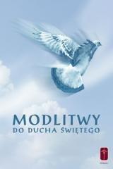 Modlitwy do Ducha Świętego - okładka książki