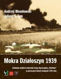 Mokra Działoszyn 1939 - okładka książki