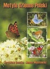 Motyle dzienne Polski - okładka książki