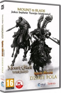 Mount and blade. Warband   Dzikie - pudełko programu
