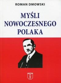 Myśli nowoczesnego Polaka - okładka książki