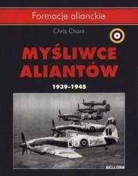 Myśliwce aliantów 1939-1945. Formacje - okładka książki