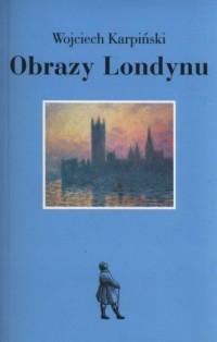 Obrazy Londynu - okładka książki