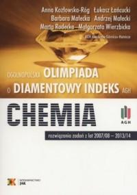 Olimpiada o Diamentowy Indeks AGH. Chemia - okładka podręcznika