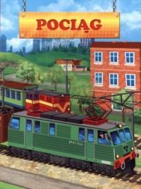 Pociąg - okładka książki