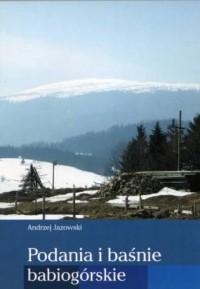 Podania i baśnie babiogórskie - okładka książki