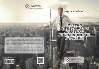 Ryzyko inwestowania na rynku nieruchomości - okładka książki