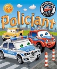 Samochodzik Franek. Policjant - okładka książki