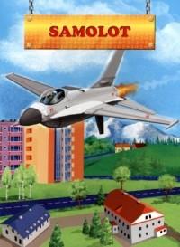 Samolot - okładka książki