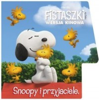 Snoopy i przyjaciele. Fistaszki (wersja kinowa) - okładka książki