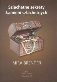 Szlachetne sekrety kamieni szlachetnych - okładka książki