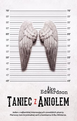 Taniec z aniołem - okładka książki