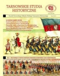 Tarnowskie studia historyczne. Tom 2 - okładka książki