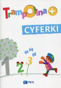 Trampolina+. Cyferki - okładka podręcznika