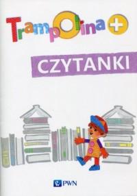 Trampolina+. Czytanki - okładka podręcznika