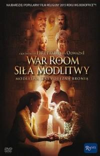 War Room. Siła modlitwy (DVD) - okładka filmu