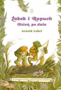 Żabek i Ropuch. Dzień po dniu - okładka książki