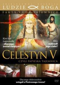Celestyn V , czyli papieska tajemnica. - Alessandra Gigante - okładka filmu