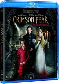 Crimson Peak. Wzgórze krwi (Blu-ray) - okładka filmu