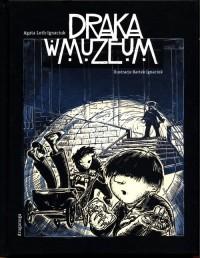 Draka w Muzeum - okładka książki