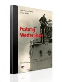 Festung Westerplatte - okładka książki