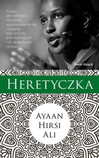 Heretyczka - okładka książki