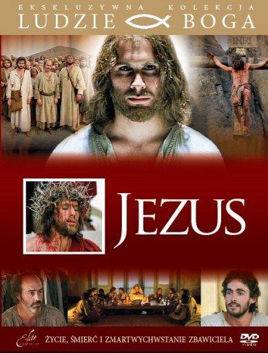 Jezus. Kolekcja: Ludzie Boga  - okładka filmu