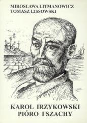 Karol Irzykowski. Pióro i szachy - okładka książki