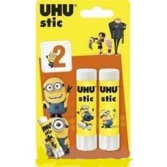 Klej w sztyfcie 8,2g (2szt) UHU - zdjęcie produktu