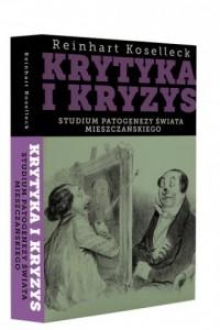 Krytyka i kryzys - okładka książki