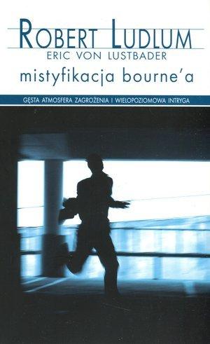 Mistyfikacja Bourne a - okładka książki
